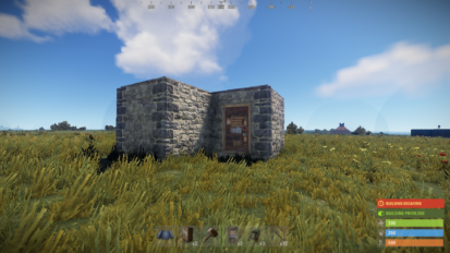 Buy Rust Starter Base on any official server