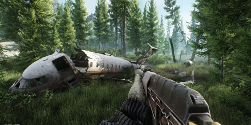 Escape from Tarkov: Woods Location Guide