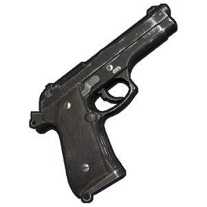 Rust M92 Pistol