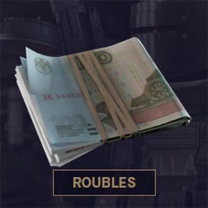 Escape from Tarkov Roubles