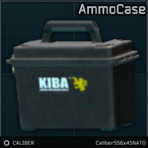 Ammo 5.56x45 mm M995