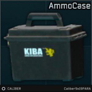 Ammo 9x19 mm 7N31