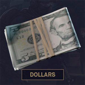 Escape From Tarkov Dollars