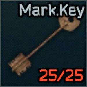 Marked Key