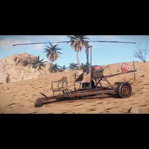 Rust Vehicles