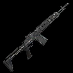 Rust M39 Rifle